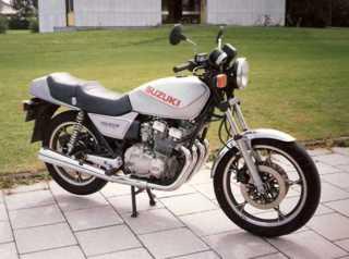 Suzuki Gsx F